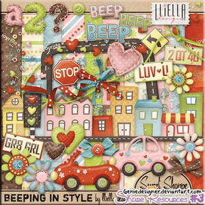[SHARE RES] Scrap - Beeping In Style
