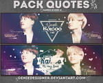 20140709. Pack Quotes Kaisoo's Mine!