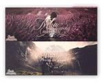 [PSD] Pack Typography ''Discovender''