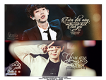 Pack quote Chanyeol - Happy Birthday JulieMin