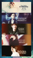 Pack Quotes Kyungsoo - Happy 600+ watcher! by GenieDyo