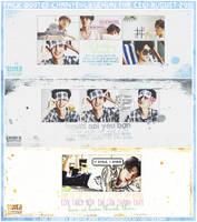 20150720/ Pack Quotes ChanHun - CECIAugust2015 by GenieDyo
