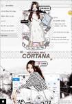 CORTANA (From ''Windows 10'' series)