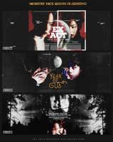 EXO x EX'ACT MONSTER from GENIEDYO by GenieDyo