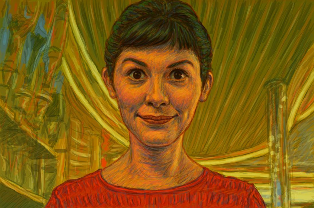 Image result for amelie art