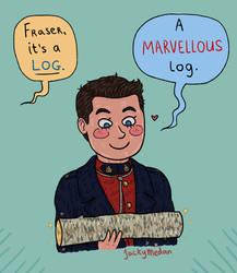 A MARVELLOUS log by Quinsarqua