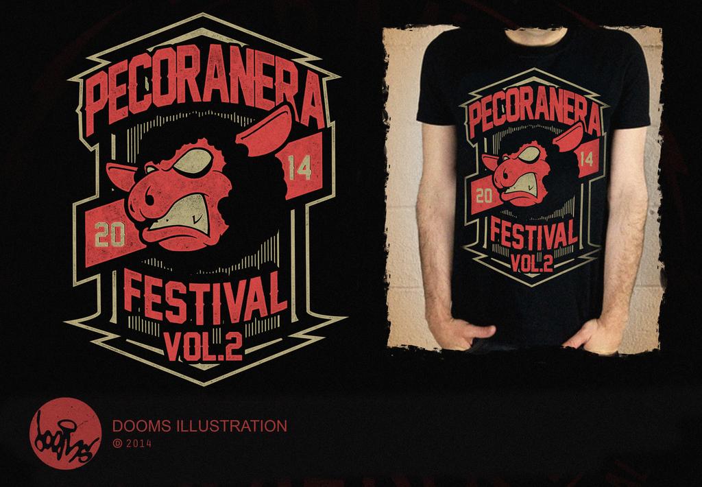 T shirt design 4 festival by doomsillustration on deviantart for T shirt design festival