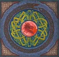 Dragon Mandala