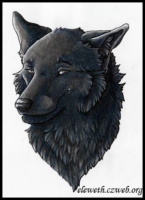 Badge: Rowen commission by Eleweth