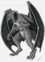 Wolf-form by Eleweth