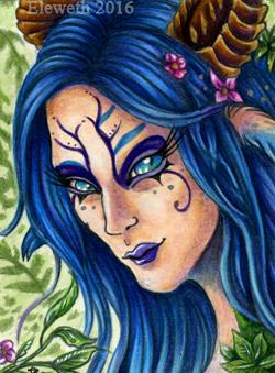 ACEO: Aenerys by Eleweth