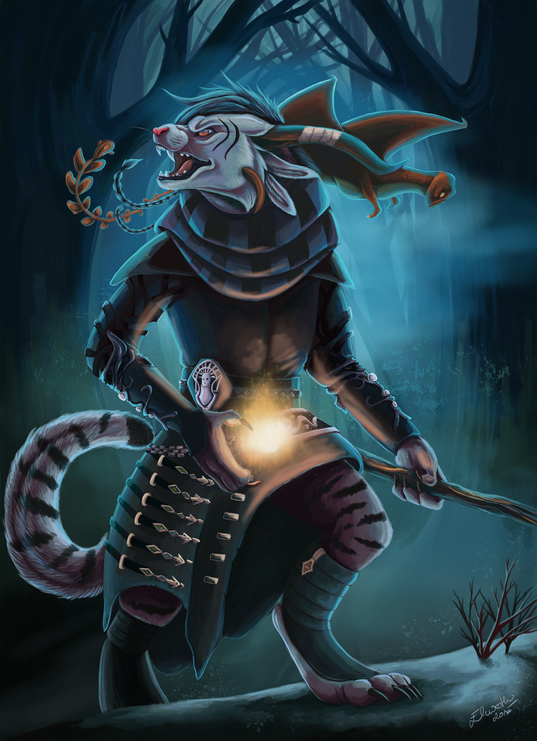 Adventurer by Eleweth