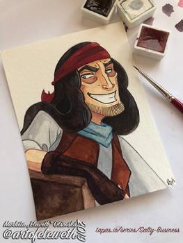 Watercolor doodle 2