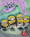 paranormal minion busters