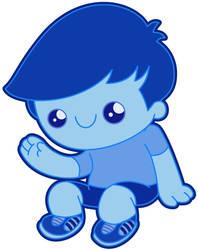 Blue Boy by MKnapik