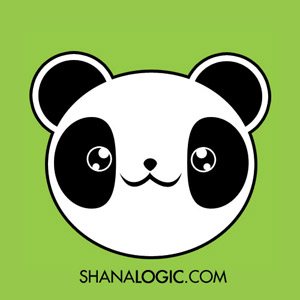 Kawaii Panda by pixelgirlpresents