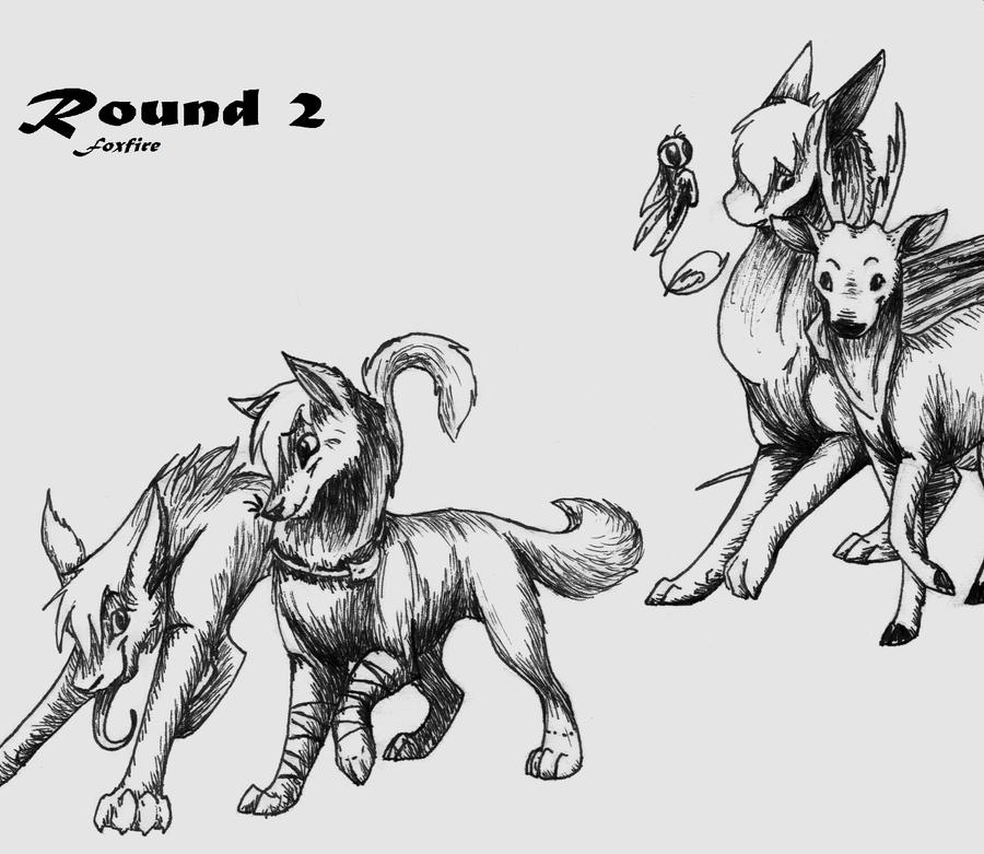RoA r.2- Foxfire by dragonrider292