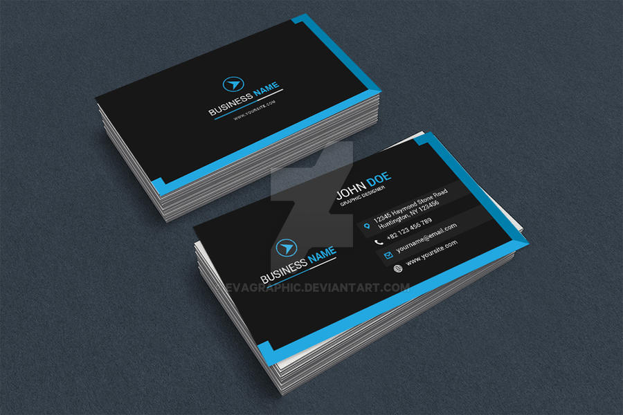 Free business card template psd 3 by evagraphic on deviantart free business card template psd 3 by evagraphic wajeb Gallery