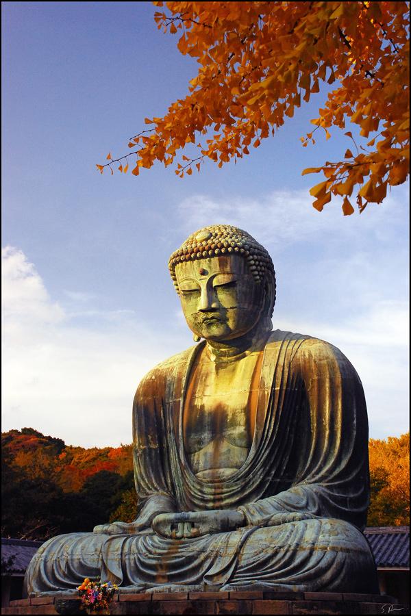 Daibutsu by heeeeman