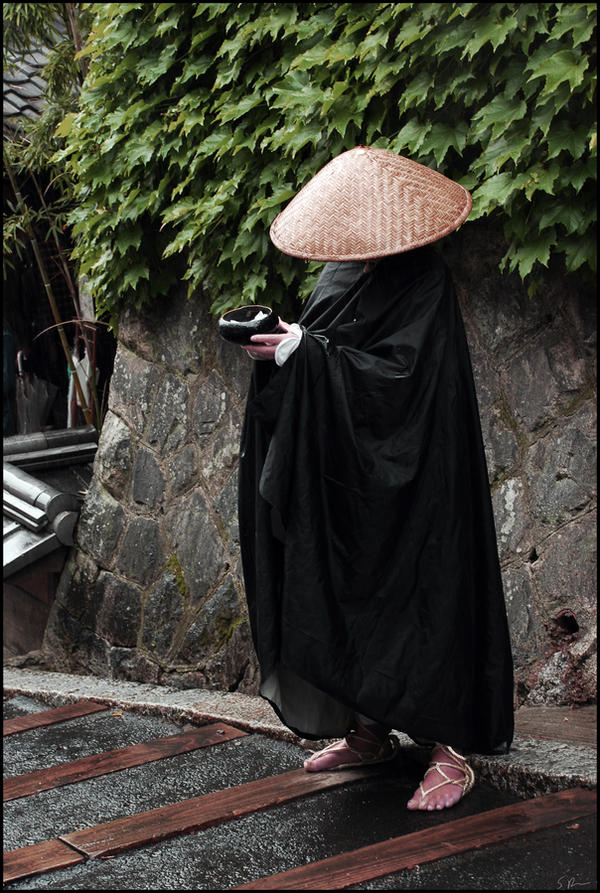Monk by heeeeman