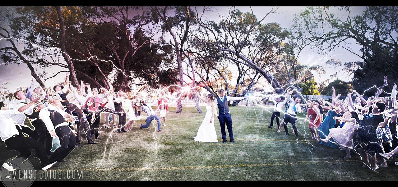 Harry Potter Wedding 1 by heeeeman