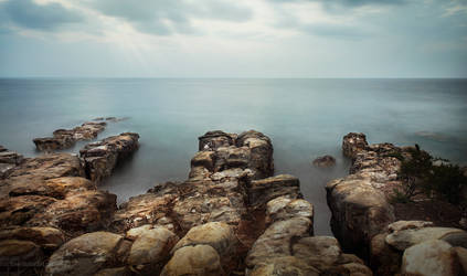 Nightcliff Fingers by heeeeman