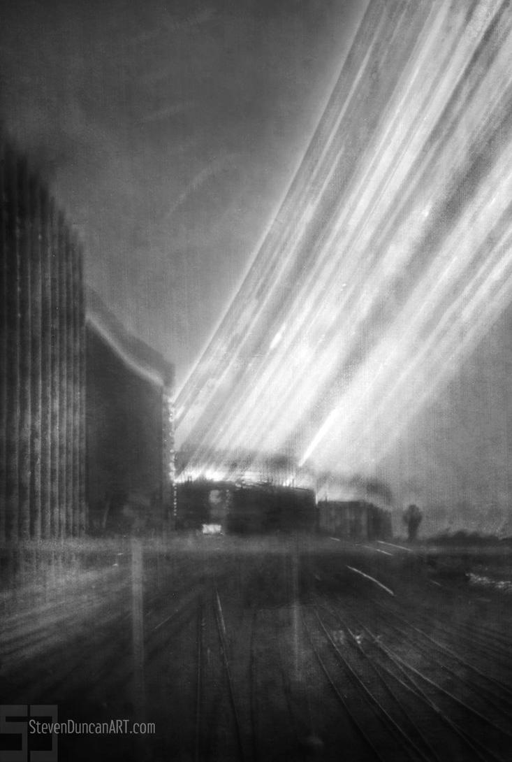 Royal Adelaide Hospital Solargraph by heeeeman