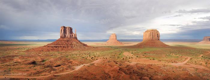 Cliche Monument Valley