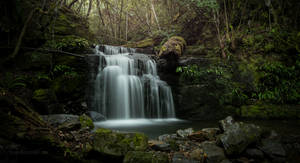 Strickland Falls by heeeeman