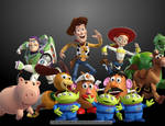 Toy Story And Beyond