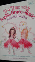 Tea Time With Sophia Grace And Rosie Activity Book