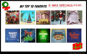 More Top Ten Favoirte Christmas Specials And Films