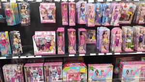 Barbie Dolls And Fashion Packs