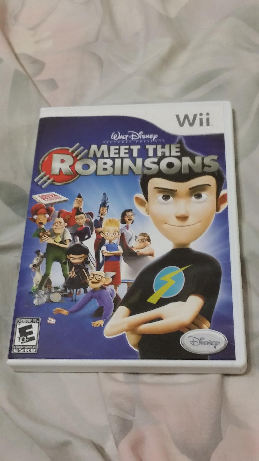 meet the robinsons 2015 form