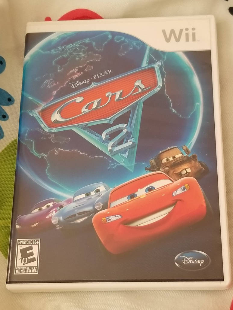 Cars 2 Video Game by Mileymouse101 on DeviantArt