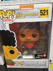 Strawberry Gerald Pop Figure