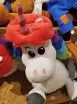 Rainbow Unicorn Plushie