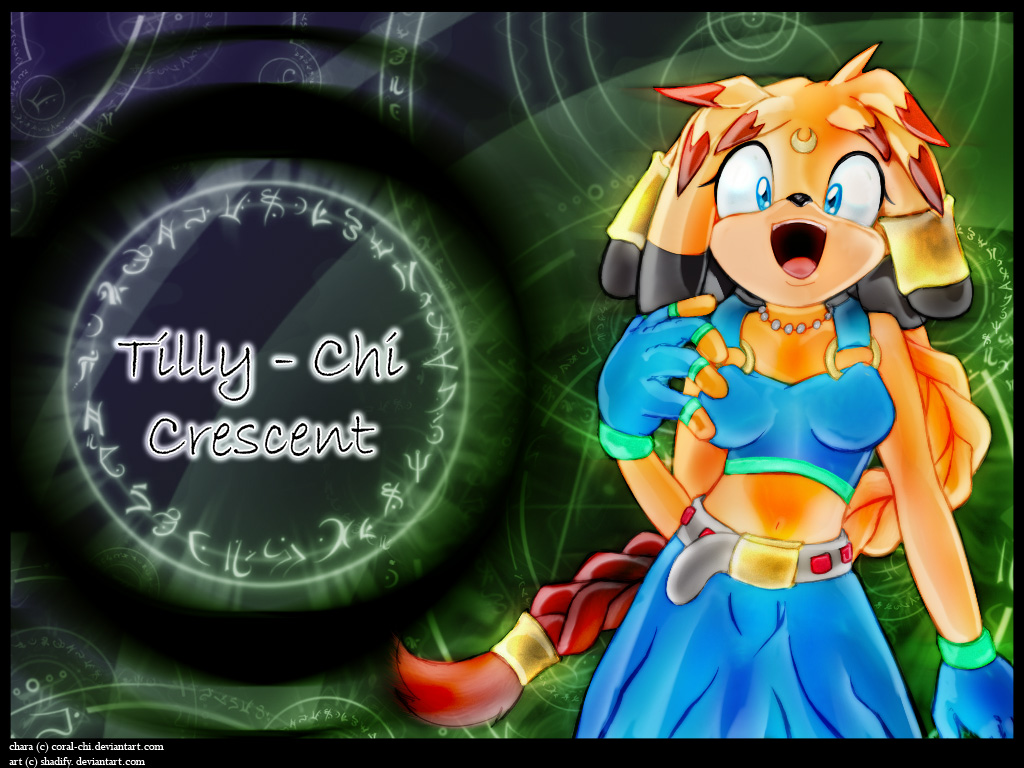 CE: Tilly-Chi Crescent by Shadify