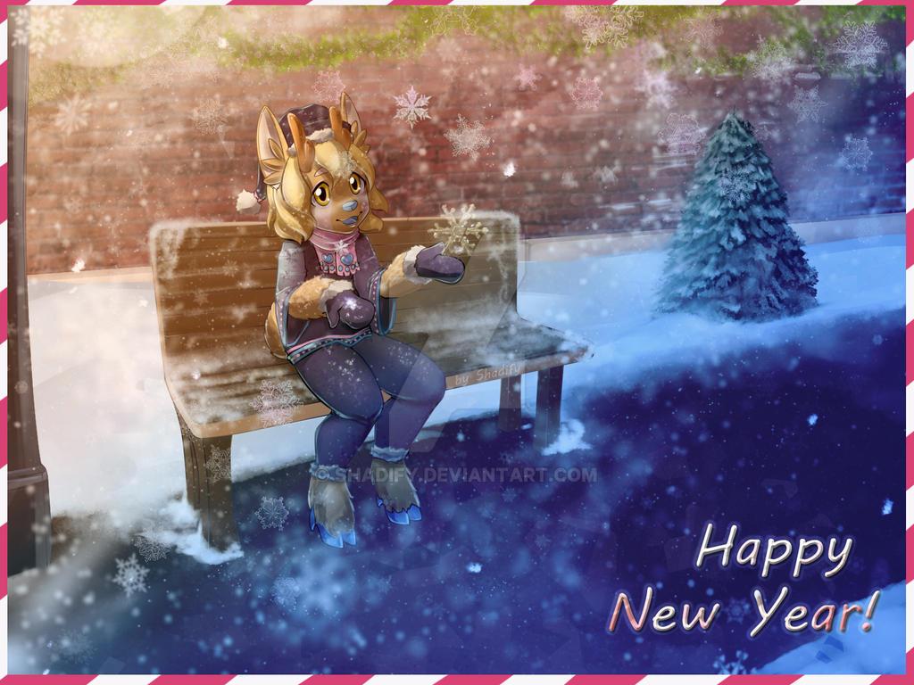 Happy New Year! by Shadify