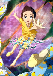 The girl who became the wind [poster]