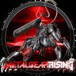 Metal Gear Rising - Revengeance Icon v6