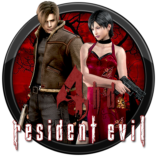 Resident Evil Hd Wallpaper: Ultimate HD Edition Icon V6 By