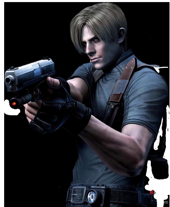 Resident Evil 4 Leon S Kennedy Render By Andonovmarko On Deviantart