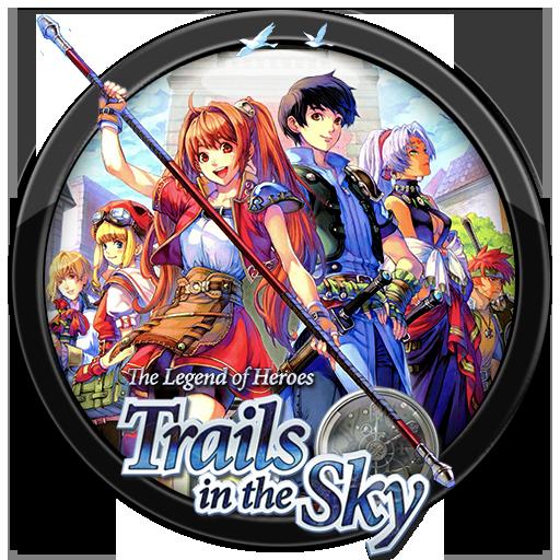"Képtalálat a következőre: ""Legend of the Heroes: Trails in the Sky ico"""