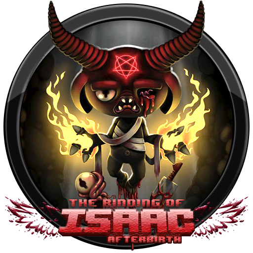 Afterbirth Icon By Andonovmarko On
