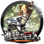 Attack on Titan - Wings of Freedom icon v8
