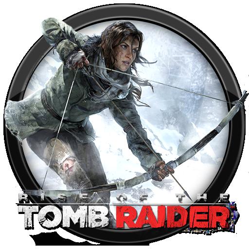 Tomb Rider Wallpaper: Rise Of The Tomb Raider Icon V2 By Andonovmarko On DeviantArt