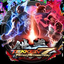 Tekken 7 - Fated Retribution Icon v1 by andonovmarko