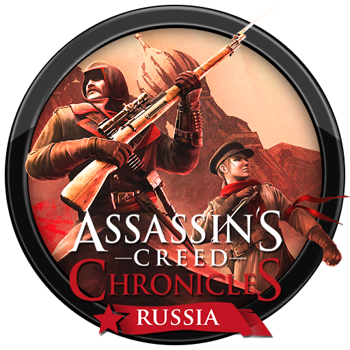 Assassin S Creed Chronicles Russia Icon By Andonovmarko On