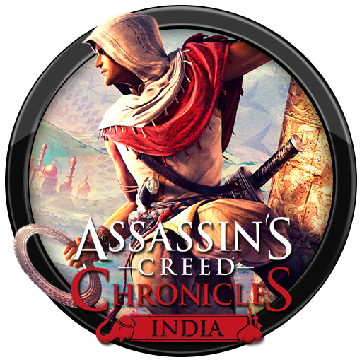 Assassin S Creed Chronicles India Icon By Andonovmarko On Deviantart
